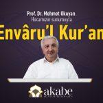 Envaru'l Kur'an 82. dersi yapıldı