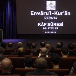 Prof. Dr. Mehmet Okuyan İle Envâru'l Kur'an Dersi Gerçekleşti